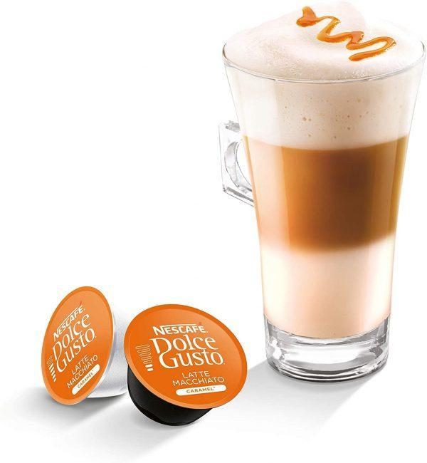 dolce gusto latte caramel kapsule