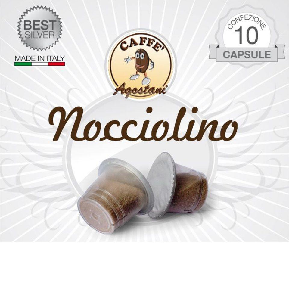 Nes kapsule Nocciolino lješnjak