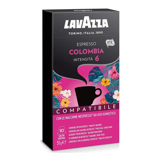 lavazza nespresso colombia