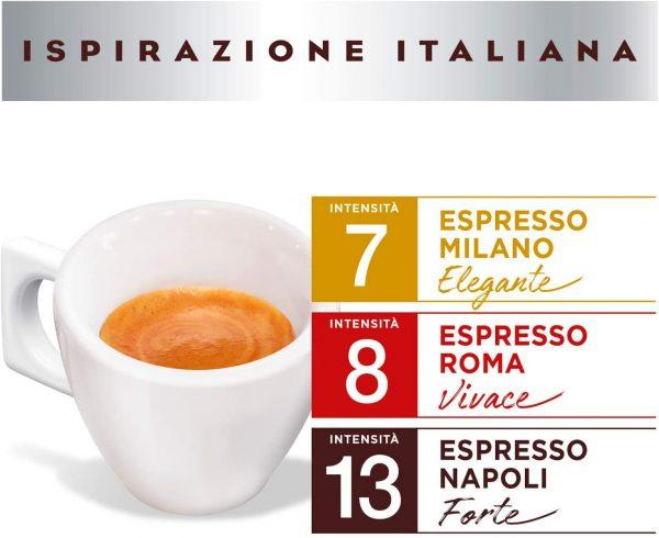 dolce gusto italian mix
