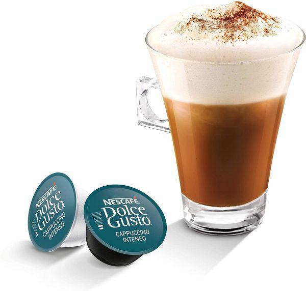 dolce gusto kapsule cappuccino intenso