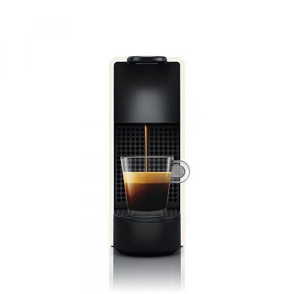 Nespresso Essenza Mini sivi front
