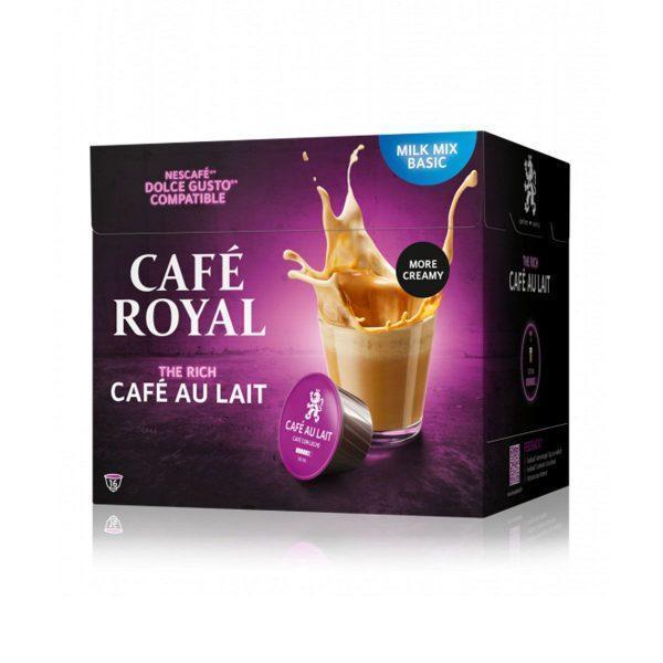Cafe Royal DG cafe au lait