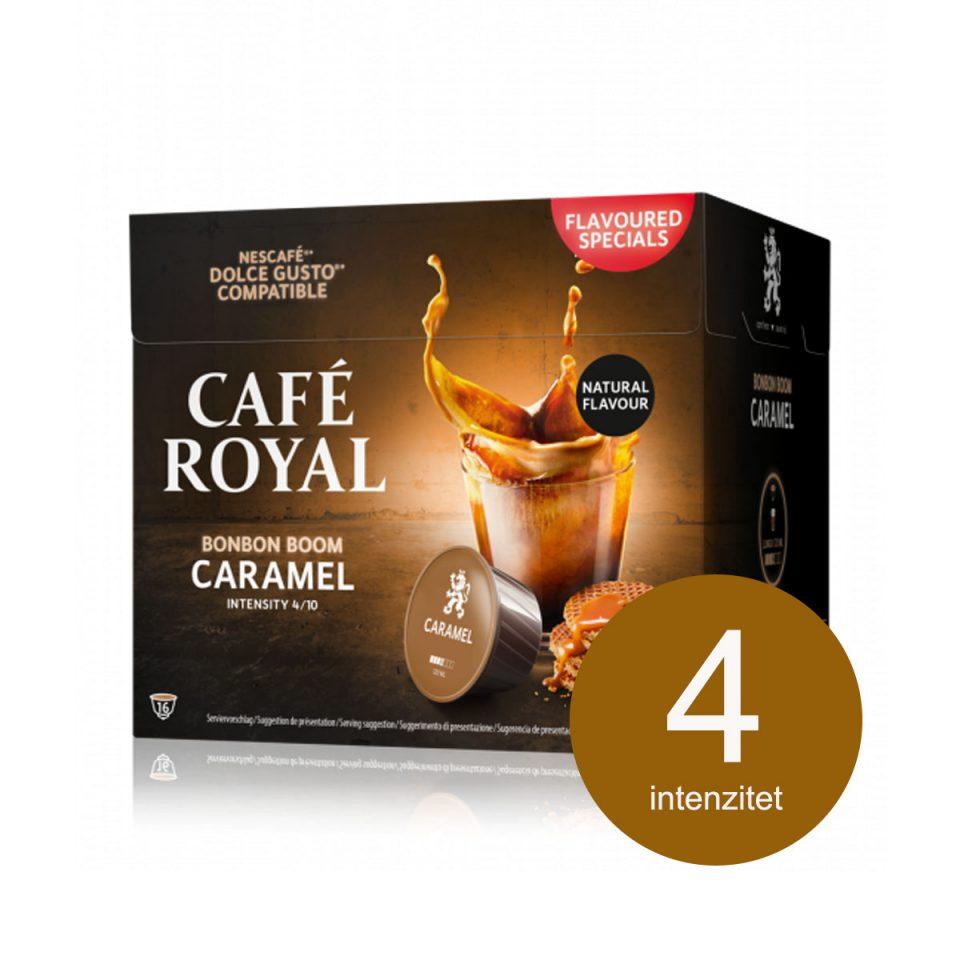 Cafe Royal DG caramel 4