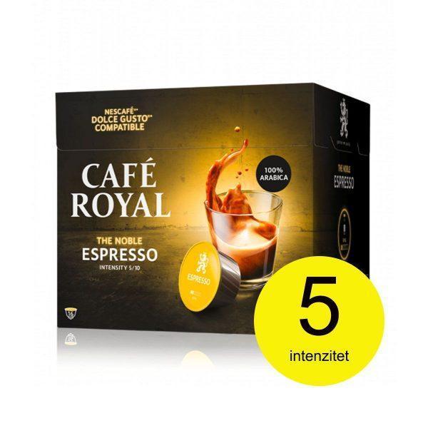 Cafe Royal Dolce Gusto espresso 5
