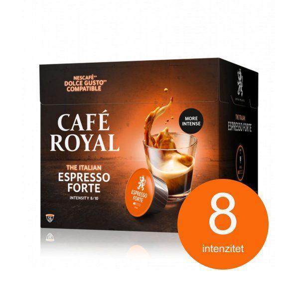 Cafe Royal Dolce Gusto espresso F8