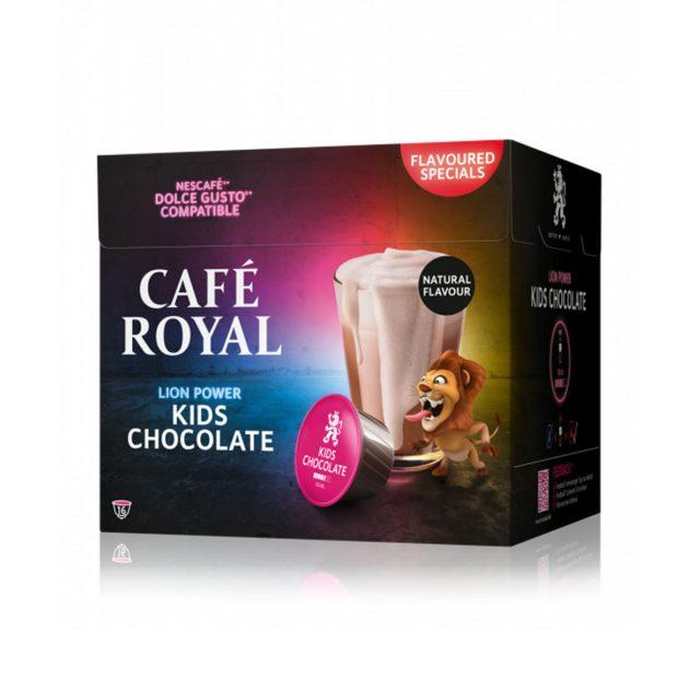 Cafe Royal DG kids choco
