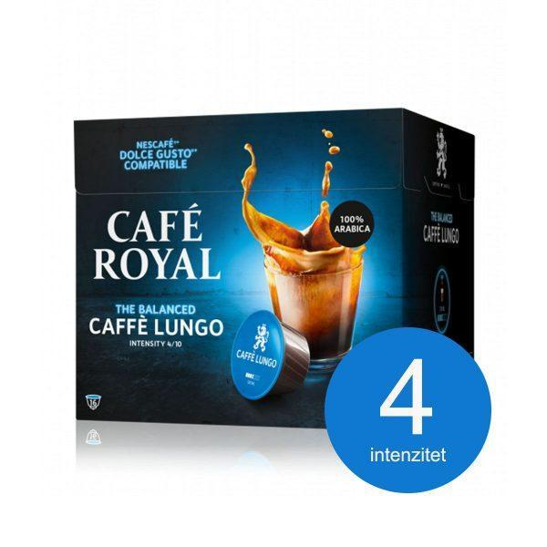 Cafe Royal Dolce Gusto lungo 4