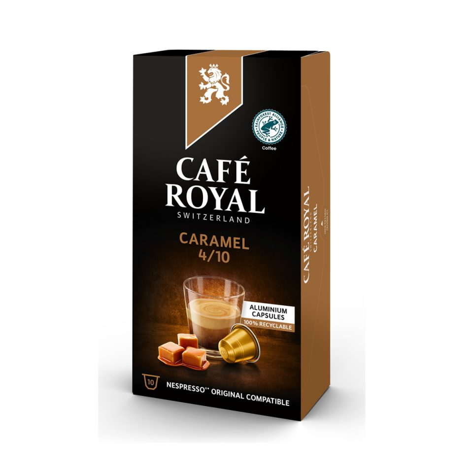 Cafe Royal nes caramel