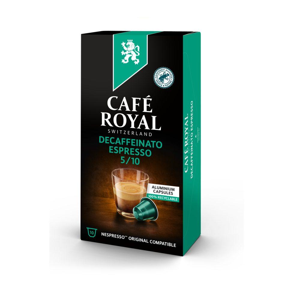 Cafe Royal nes decaffeinato