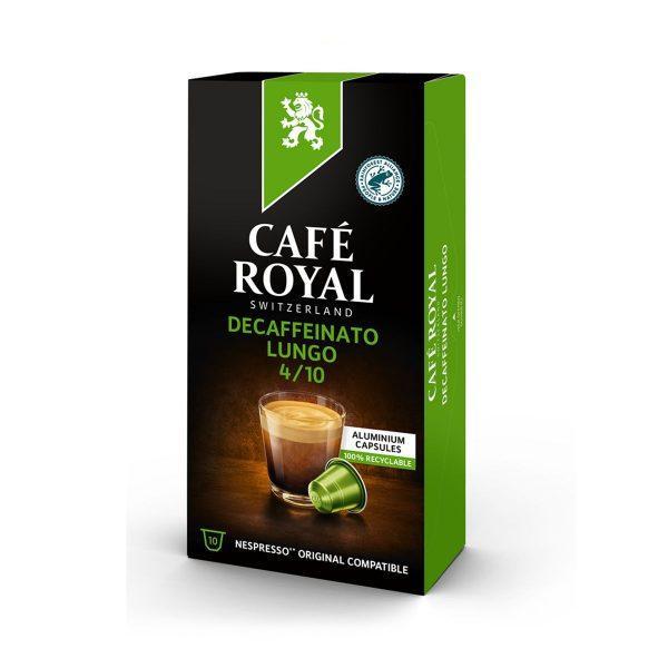 Cafe Royal nes dec lungo