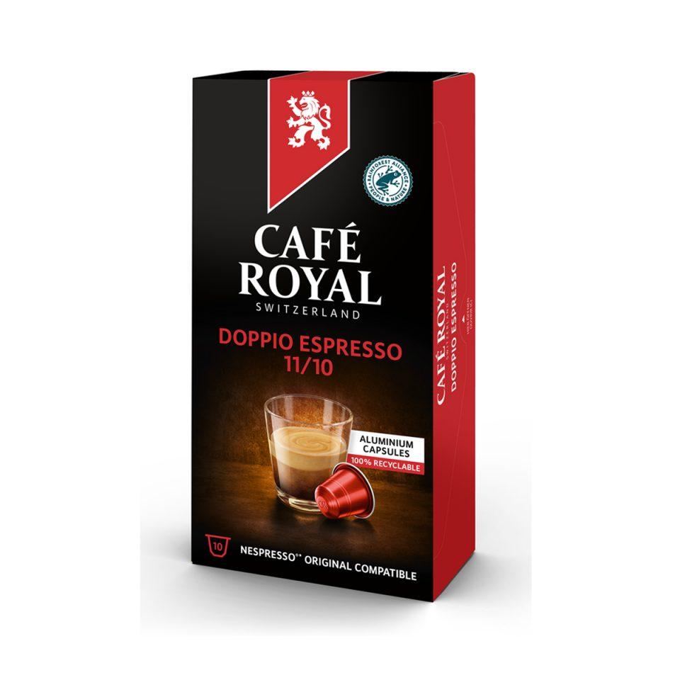 Cafe Royal nes doppio
