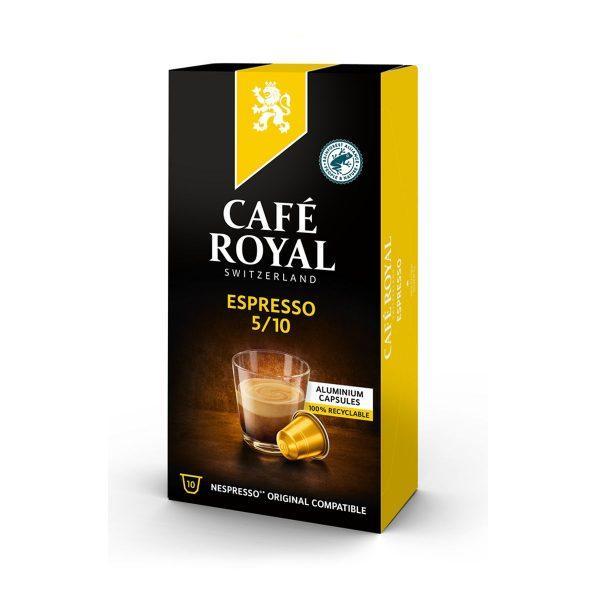 Cafe Royal nes espresso