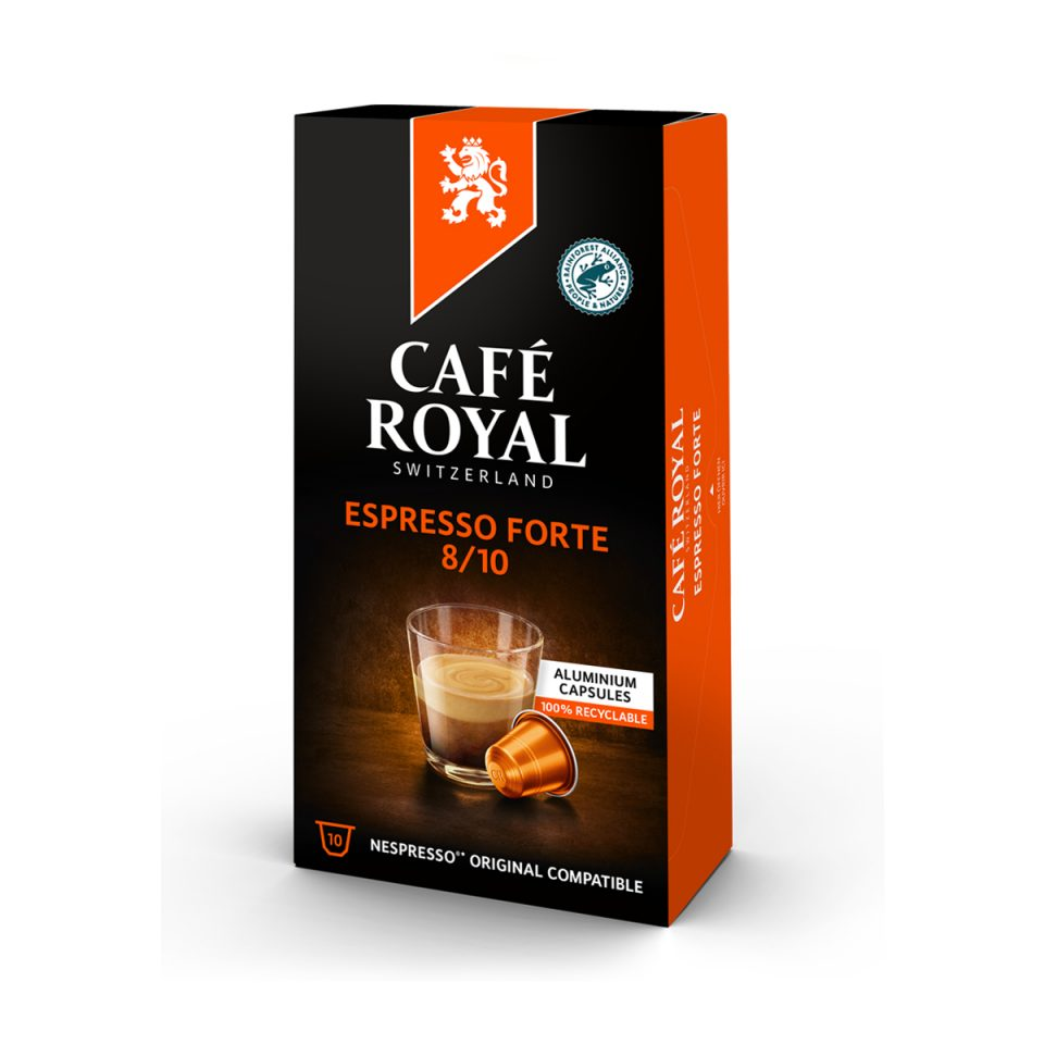 Cafe Royal nes espresso forte