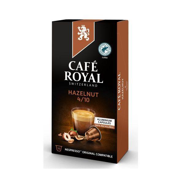 Cafe Royal nes lješnjak