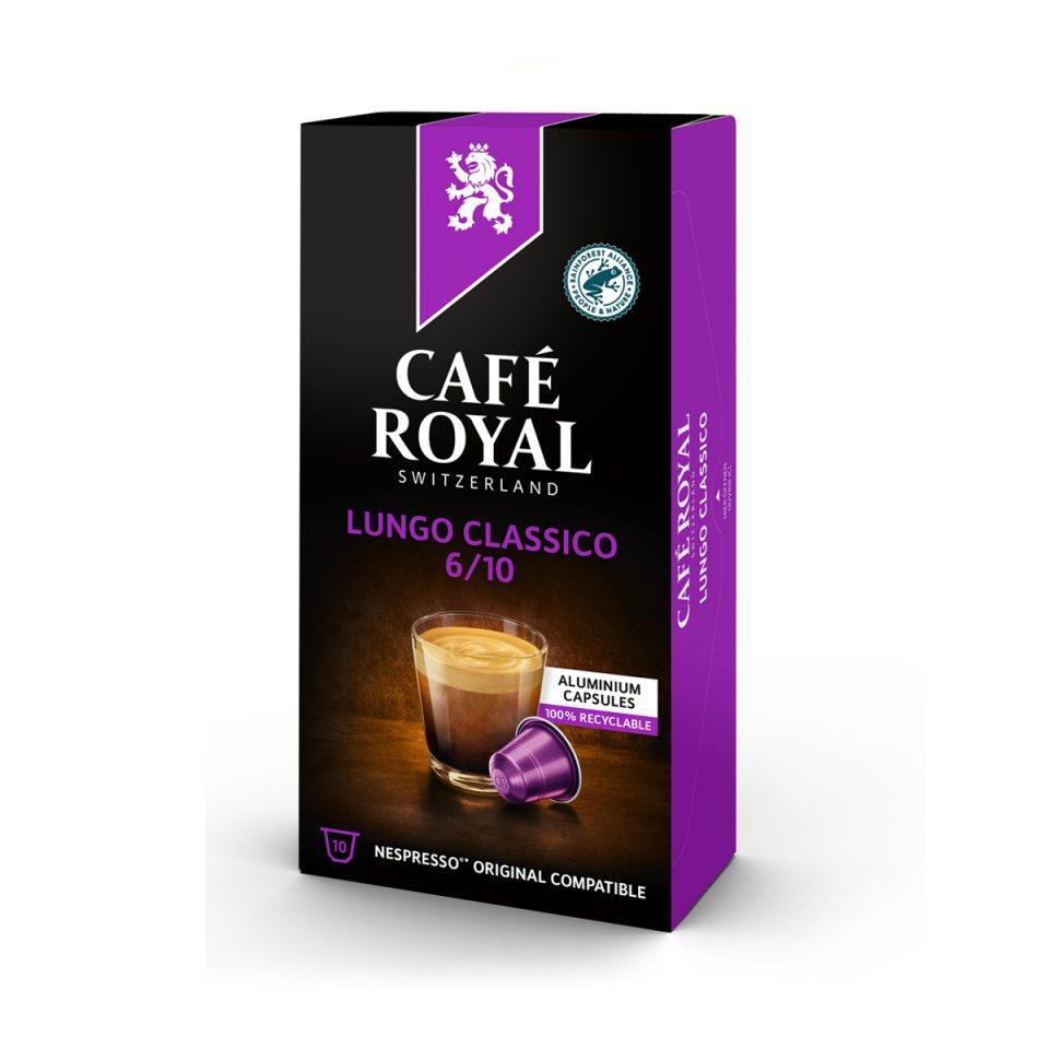Cafe Royal nes lungo classico