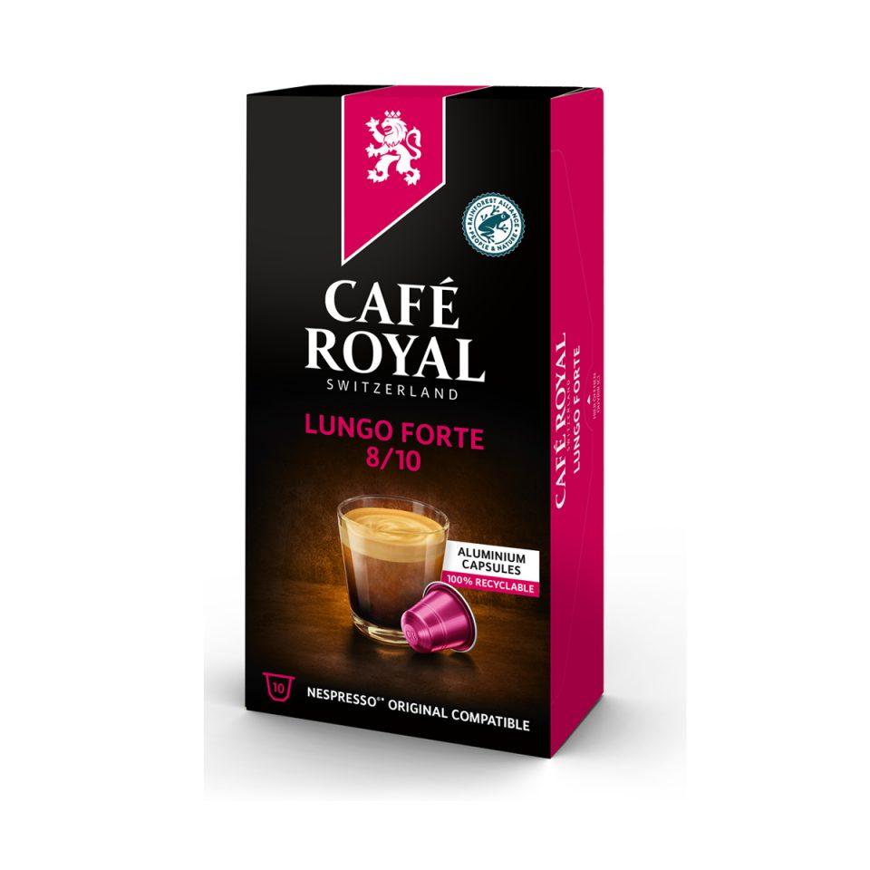 Cafe Royal nes lungo forte