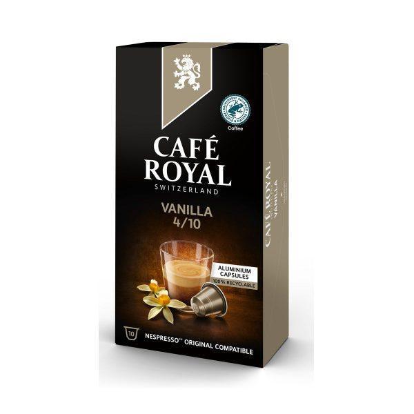 Cafe Royal nes vanilija
