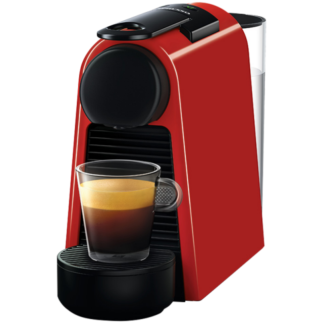 Nespresso Essenza mini crvena