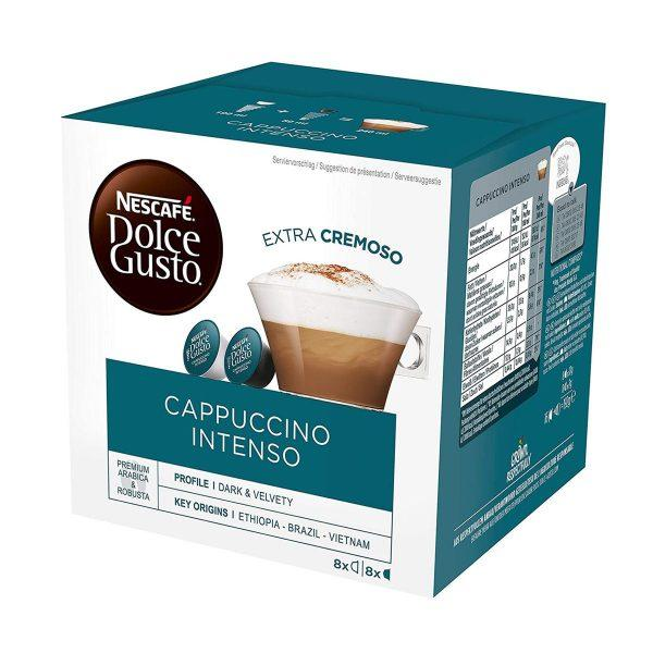 dolce gusto cappuccino intenso kapsule