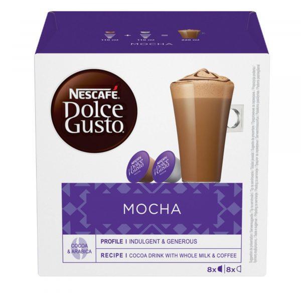 dolce gusto kapsule mocha