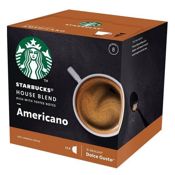 starbucks americano kapsule