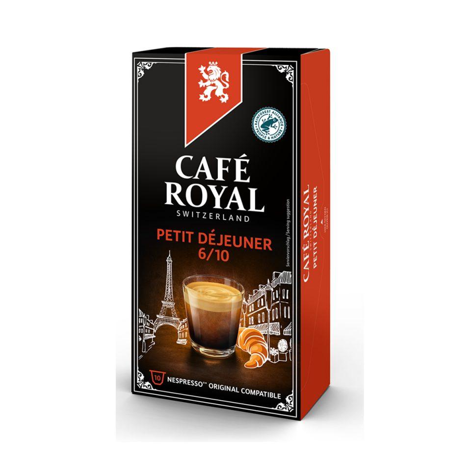 Cafe Royal nes francuski doručak