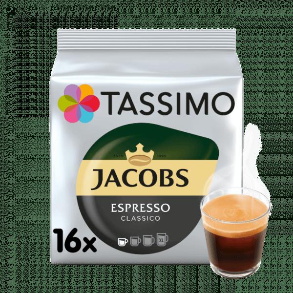 tassimo jacobs espresso classico