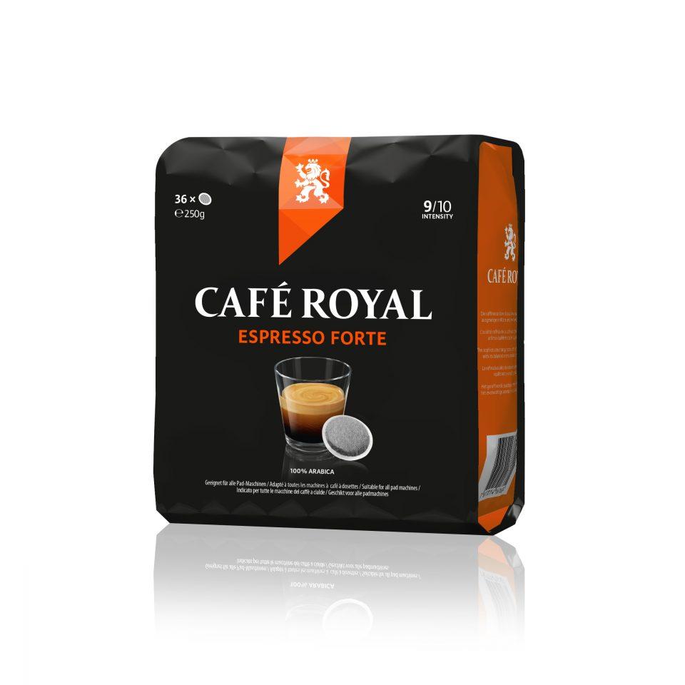 Cafe Royal Senseo Espresso Forte