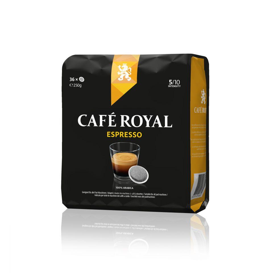 Cafe Royal Senseo espresso