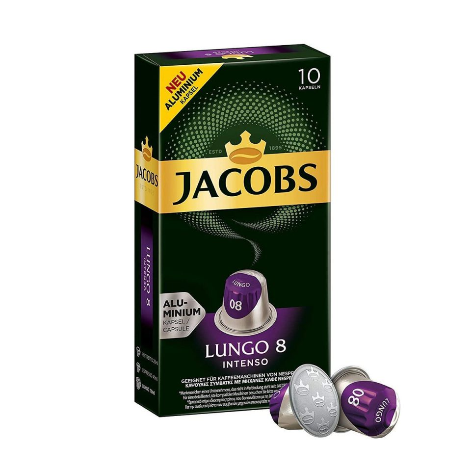 Jacobs lungo intenso