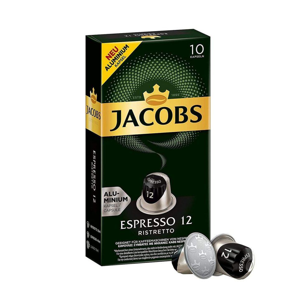 Jacobs ristretto