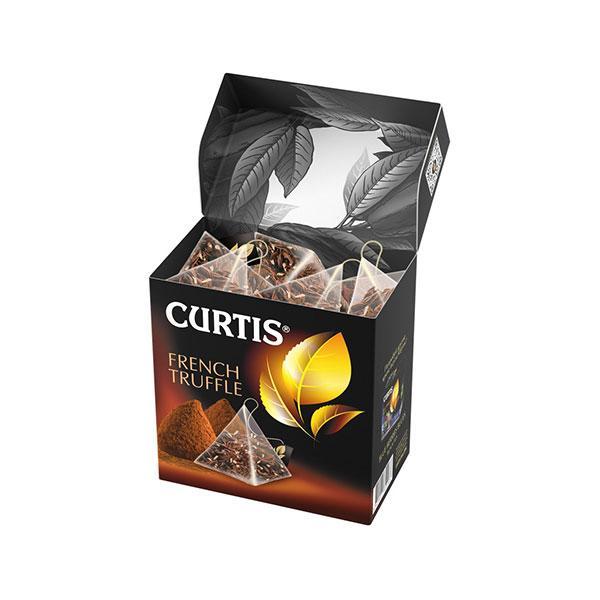 Curtis crni čaj truffle