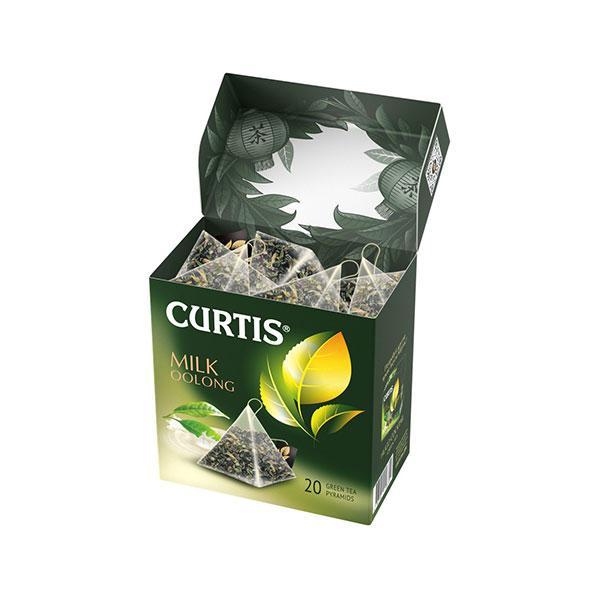Curtis milk oolong čaj