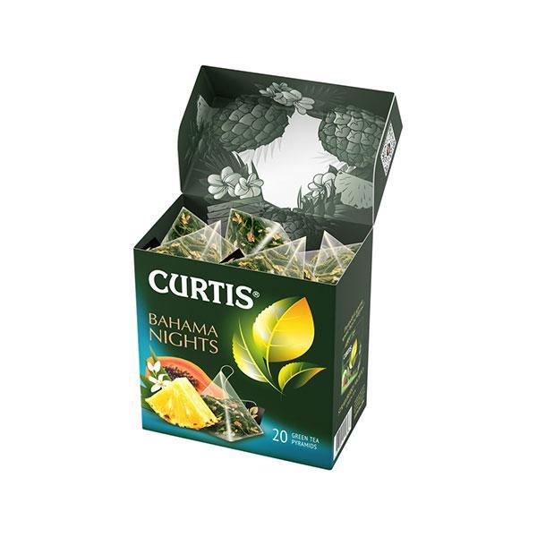 Curtis zeleni čaj bahama