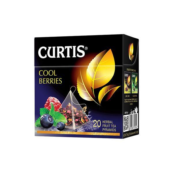 Curtis cool berries čaj