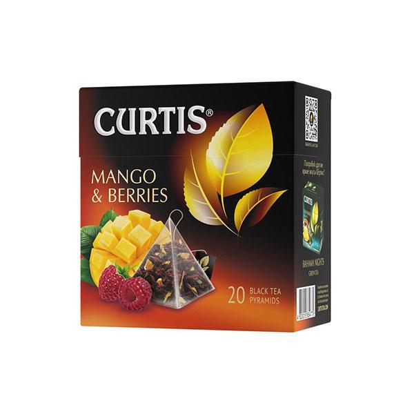 Curtis crni čaj mango