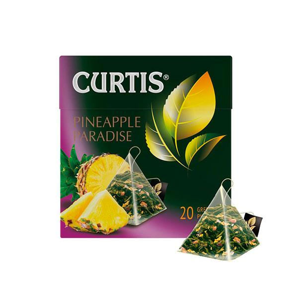 CURTIS zeleni čaj Pineapple Paradise