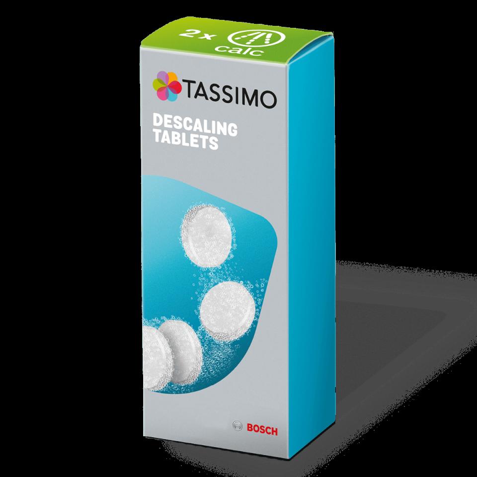 Tassimo tablete za čišćenje kamenca