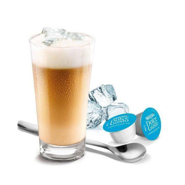 Nescafe dolce gusto ice cappuccino