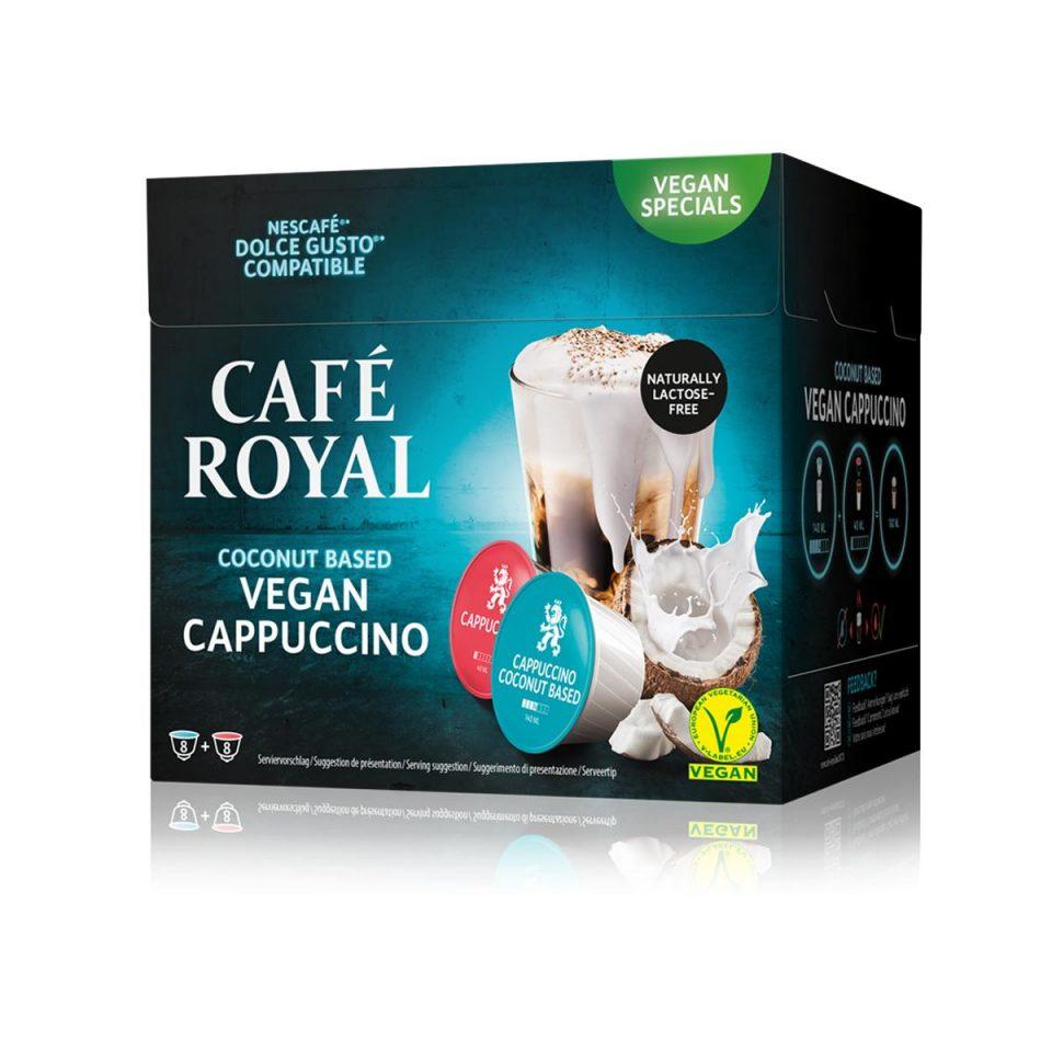 Cafe Royal DG Vegan Coco