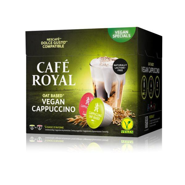 Cafe Royal DG Vegan Oat